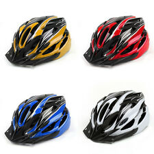 Mens Adult Street Bike Bicycle Cycling Safety Carbon Helmet With Visor Eager