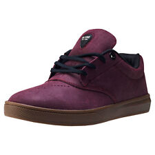 Globe The Eagle Sg Mens Trainers Burgundy New Shoes