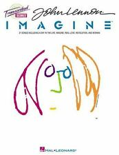 NEW John Lennon : Imagine: Transcribed Scores (2000, Paperback) Book the beatles