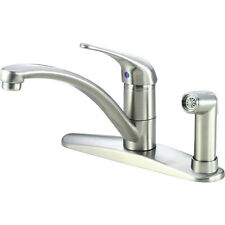 Danze D405112SS Melrose 1 Handle Kitchen Faucet w/Spray 1.75 GPM Stainless Steel