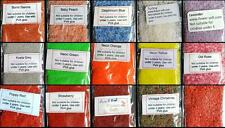 Flower Soft 10ml bag 15 colours. Special as end of stock. NEW