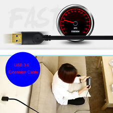 Super speed USB Extension Cable Male to Female Extension Data Sync Adapter Cable