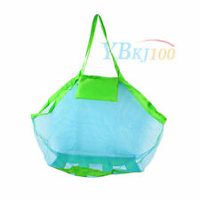 Sand Away Carry All Kids Toys Mesh Tote Large Beach Storage Bag Net Portable Hot