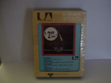 Vintage 8 Track Cassette Tape - Still Sealed - The Tim Weisberg Band Self Titled