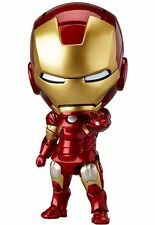 The Avengers Nendoroid Iron Man Mark 7 Heroes Edition Non-Scale Abs and PVC