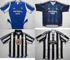 Newcastle United 1999 2004 2005 2009 Adidas soccer shirt jersey Utd. M L XL