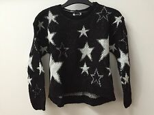 NEW EX RIVER ISLAND STARY CROPPED JUMPER FOR GIRLS AGE 3 4 5 6 7 8 9 10 11 12