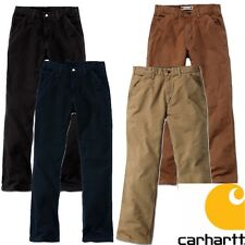 Carhartt Trousers Washed Duck Workout Work - Waistband pants various sizes