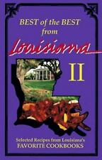 Best of The Best from Louisiana Cookbook II   from 72 different cookbooks