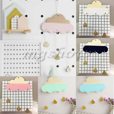 Removable Cloud Raindrop Kids Baby Room Nursery Wall Hanging Stickers Art Decor