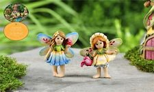 Miniature standing fairy figurines for your fairy or gnome garden and terrarium