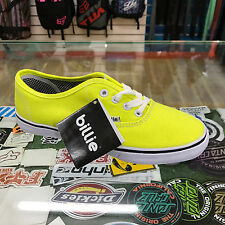 Billie Shoes - HUNTER SHOES - Neon Yellow