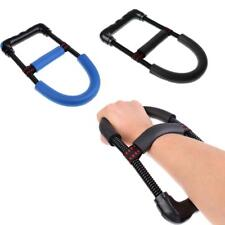 Home Power Wrist Device Forearm Exerciser Strengthener Fitness Hand Grip Curl