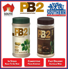 PB2 Powdered Peanut Butter Low Fat Carbs Natural Protein 19 Serves 184g
