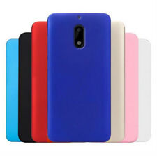 For Nokia 6 Snap On slim Rubberized hard case back cover