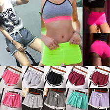 Women Summer Gym Sports Hot Pants Gym Casual Workout Jogging Running Yoga Shorts