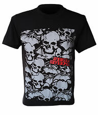 Avenged Sevenfold A7X t-shirt skulls American heavy metal rock band tee S to XXL