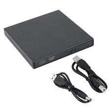 USB 2.0 External Combo CD-RW Burner Drive CD±RW DVD ROM Laptop Slim Portable EE