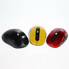 New Portable Optical Wireless Computer Mouse USB Receiver RF 2.4G For Laptop& PC