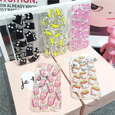 Hot Sale Cute Cartoon Pattern Mobile Phone Protection Shell iPhone 5 5S 6 Plus