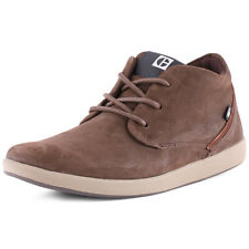 Caterpillar Parkdale Mens Ankle Boots Dark Brown New Shoes