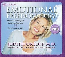 Emotional Freedom Now 2009 by Judith Orloff *NO CASE DISC ONLY*