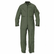 FLIGHT SUITs New Tags List of NOMEX CWU 27P SAGE GREEN many sizes - New w/ tags
