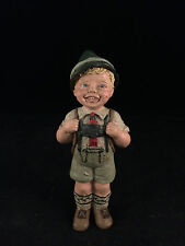 "Martha Holcombe ""Austrian Boy"" All Gods Children Collection"