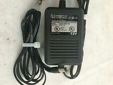 Cambridge SoundWorks Power Adapter Model TEAD-48-121000UT