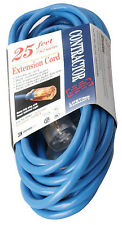 Vinyl Extension Cord, 25 ft, 1 OutletVinyl Extension Cord, 25 ft, 1 Outlet 1 CT.