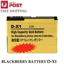 High Quality Replacement Battery D-X1 DX1 DX-1 for Blackberry Curve Storm 8900