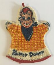 Vintage 1950's HOWDY DOODY Hand Wash Cloth Puppet
