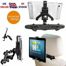 Universal Car Headrest Seat Mount Adjustable Holder for All Tablet Apple Samsung