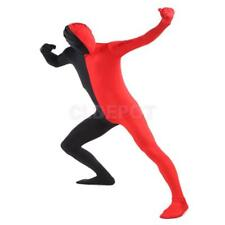Funny Unisex Adult Spandex Full Body Bodysuit Zentai Suit Fancy Dress Outfit