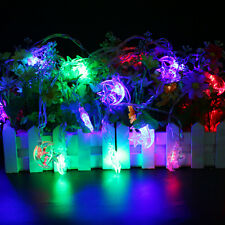 4M 20LEDs Fairy String Lights Stars&Moon Multicolor LED  for Christmas Holiday