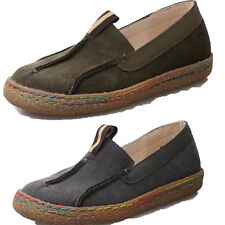 Fashion Women Flats Moccasins Comfort Loafer Ballet Round Toe Oxfords Shoes Size