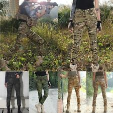 Women Airsoft Army Outdoor Military Urban Tactical Combat Pants Forces Trousers
