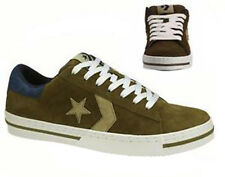 CONVERSE ALL STAR TRAINERS SNEAKERS  OLIVE VOLITANT OX TRAINERS SIZE UK 5.5