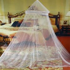 Elegant Round Lace Insect Bed Canopy Netting Curtain Dome Mosquito Net VE