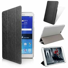 Slim Folio Case Stand PU Leather Cover For Samsung Galaxy Tab A 8.0'' 9.7''