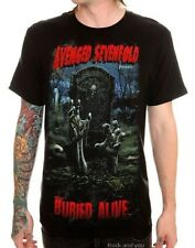 Avenged Sevenfold T-Shirt Buried Alive A7X Official metal rock XL Last NWT