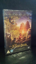 THE JUNGLE BOOK .. DVD .. BRAND NEW SEALED . DISNEY LIVE ACTION REMAKE .