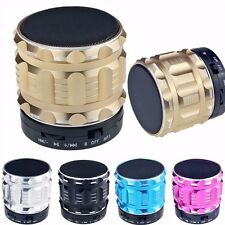 Bluetooth Wireless Mini Portable Stereo Bass Speaker For Smartphone Tablet PC US