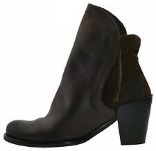 FLY LONDON Thus Ankle Boots Leather dark brown expresso 169088