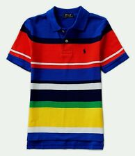 NWT Boys Ralph Lauren Polo Shirt age 5 years, 6 years and 16 to 17!years