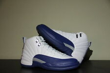 Brand New DS - Nike Air Jordan 12 Retro French Blue Sizes 8 & 10 - (130690-113)