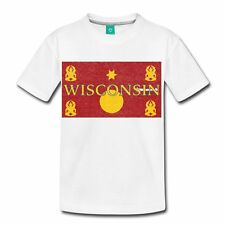 Wisconsin Hmong Flag Unisex Baby Toddler Premium T-Shirt by Spreadshirt™