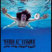 Weird Al Yankovic - Off The Deep End (NEW CD, 1992, Volcano)