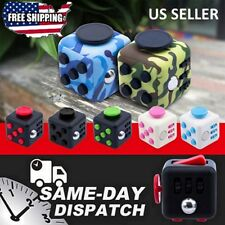 Fidget Cube - IN STOCK MIAMI Anti Anxiety Stress Relief Focus - Fast Shipping