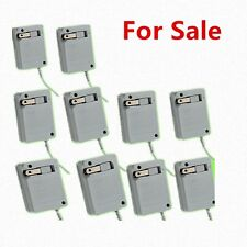 10pcs For Nintendo NDSi XL/LL 3DS New Travel AC Adapter Home Wall Charger Lot LO